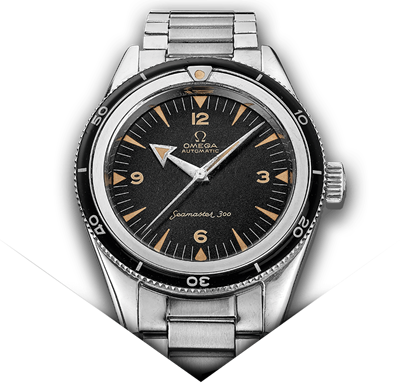 海馬300腕錶