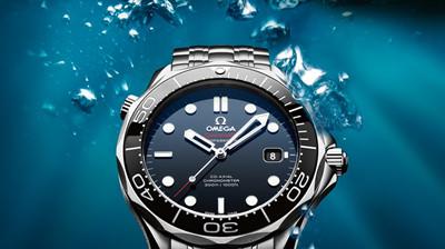 歐米茄潛水錶