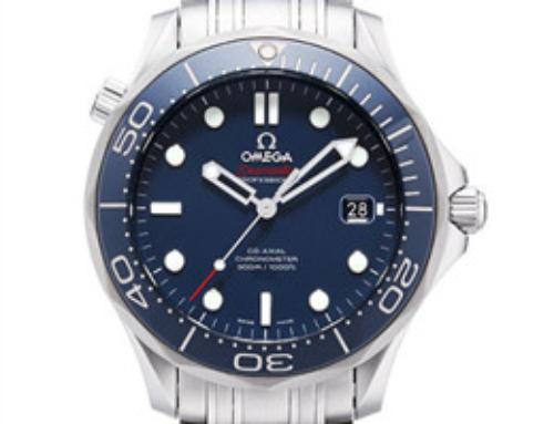 [OMEGA手錶買賣] Seamaster 海馬300米潛水腕錶